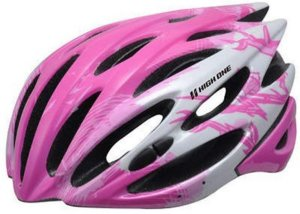 Capacete High One INM28 Rosa
