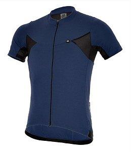 Camisa Márcio May Comfort Azul