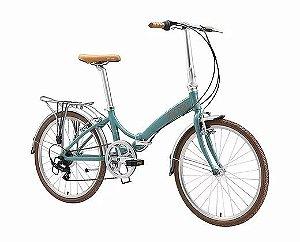 Bicicleta Durban Rio XL Dobrável Aro 24