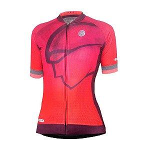 Camisa de Ciclismo Feminina Sea Mauro Ribeiro