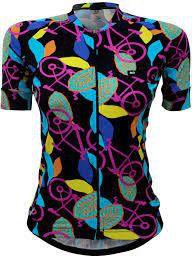 Camisa de Ciclismo Feminina Funny Premium Márcio May