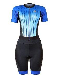 Macaquinho de Ciclismo Feminino Spheric Mauro Ribeiro
