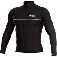 Camisa de Ciclismo Masculina Skin Sport Tour Vênus Manga Longa