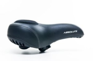 Selim Absolute City Bike PVC com Gel