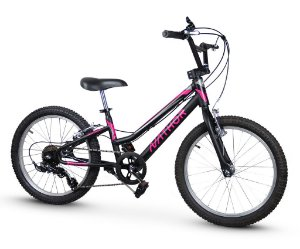 Bicicleta Infantil Aro 20 Nathor Harmony