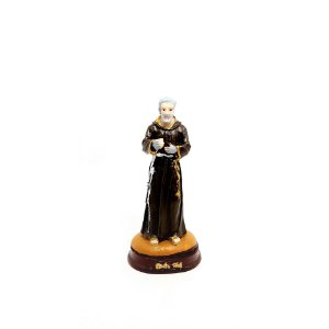 Imagem Padre Pio 15 cm