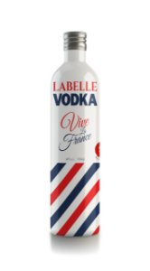 Vodka La belle 950 Ml