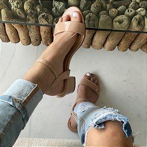 Sandália Bege Classic