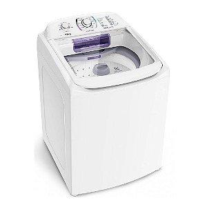 Lavadora de Roupas Automática 16kg Electrolux Turbo LAC 16 Branco