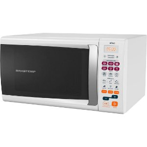 Forno de Micro-ondas Brastemp BMS45BB Ative! com Timer - 30 L