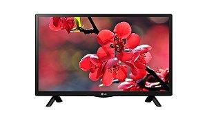 "TV Monitor LED 28"" LG 28LJ720B-PS HD com Conversor Digital 1 HDMI 1 USB 60Hz"