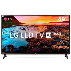 "Smart TV LED 49"" Full HD LG 49LK5750PSA"