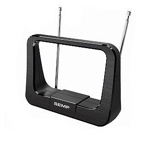 Antena Interna e Externa de TV Semp Toshiba, Digital - AT3016