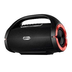 Caixa de Som Speaker Mondial Sk-06, Preto, Bluetooth, Micro Sd, Usb, 150 W Rms  Caixa de Som Speaker Mondial Sk-06, Preto, Bluetooth, Micro Sd, Usb, 150 W Rms