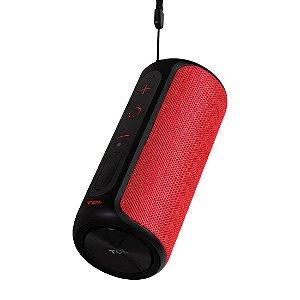 Caixa de Som Bluetooth TCL BS12A a Prova DÁgua Vermelha 12W