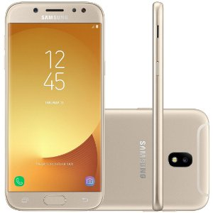 Smartphone Samsung Galaxy J5 Pro SM-J530G/DS Dual Chip Android 7.0 4G Wi-Fi 32GB