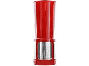 Liquidificador Philco PLQ800V 3L Vermelho - com Filtro 4 Velocidades 900W