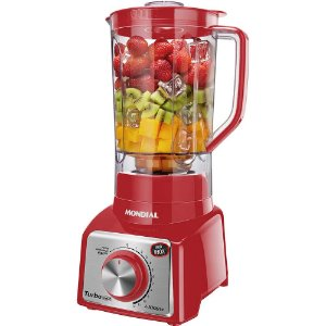 L-1000 Ri - Liquidificador Turbo Inox Red 127v - Mondial