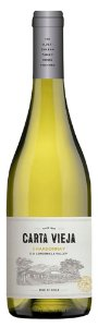 Carta Vieja Branco Chardonnay - 750 ml