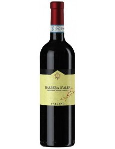 Salvano Barbera D'Alba DOC 2017 750ml