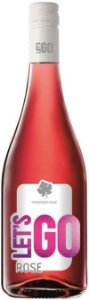Vinogradi Nuic Let's Go Rose 750ML