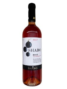 Shabo Rose 750ML