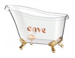 Banheira Suprema Pés Dourado Cave Wines