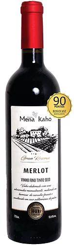 Mena Kaho Merlot Gran Reserva 750 ML