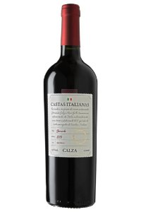 Calza Castas Italianas Bonarda - 750ml