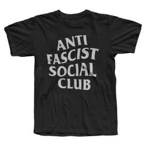 Antifacist Social Club - Camiseta