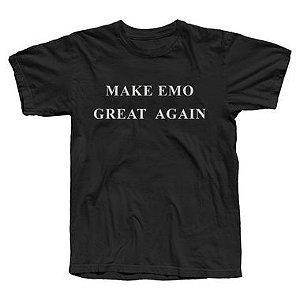 Make Emo Great Again - Camiseta