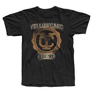 Yellowcard, College - Camiseta