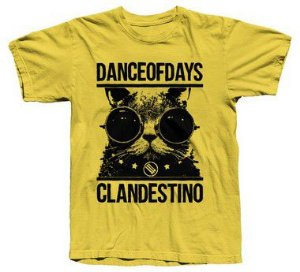 Dance of Days, Clandestino - Camiseta