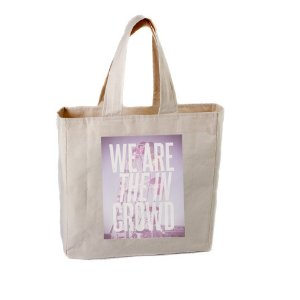 Bolsa We Are The In Crowd, Roda Gigante (Eco-Bag)