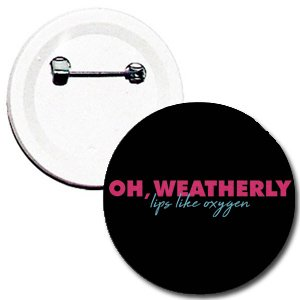 Botton Oh, Weatherly, Lips Like Oxygen (logo)