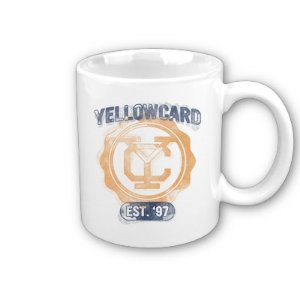Caneca Yellowcard, College