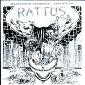 CD coletânea Tribute to Rattus - Rajoitettu Ydinsota