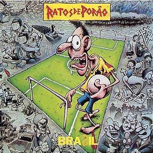 CD Ratos de Porão, Brasil (Digipack)