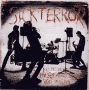 CD Sick Terror, me Vendo por Bem Menos do que você Imagina