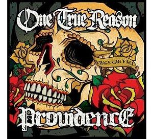 CD Split One True Reason / Providence, Kings Can Fall
