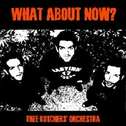 CD Thee Butchers Orchestra, What About Now?