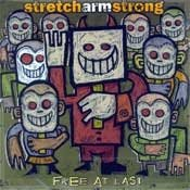CD Stretch Arm Strong, Free at Last
