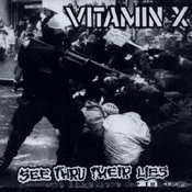 CD Vitamin X, See Thru Their Lies