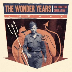 CD The Wonder Years, The Greatest Generation