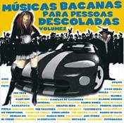 CD Coletânea, Músicas Bacanas  Vol 2 (CD DUPLO)