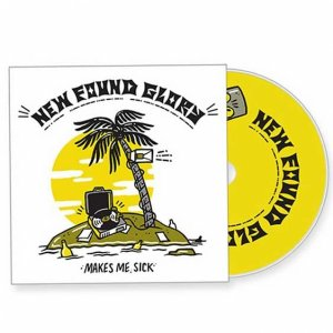CD New Found Glory, Makes Me Sick