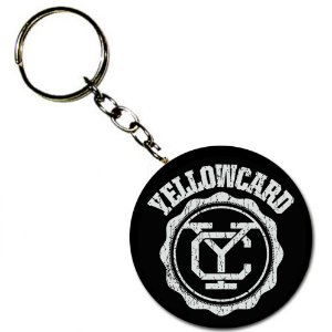 Chaveiro Yellowcard, Logo