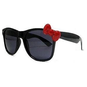 Óculos Retro - Preto - Lacinho