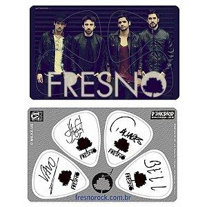 Cartão Palheta Fresno