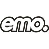 Patch Emo, logo - Termocolante